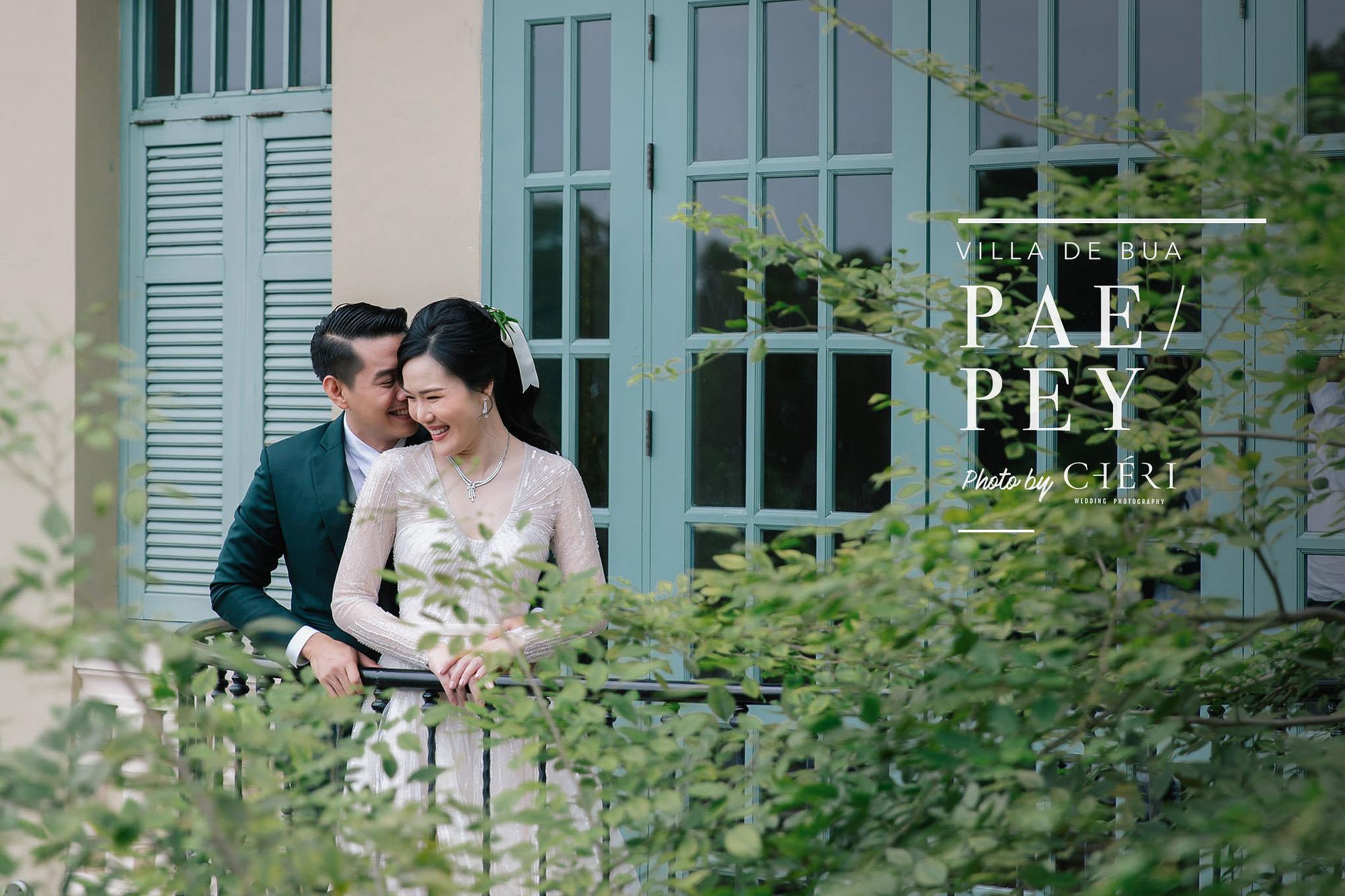 villa de bua wedding ceremony pae cover