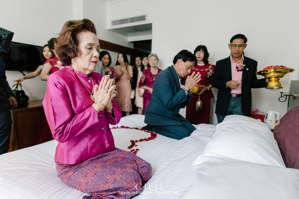 tawana bangkok hotel thai wedding ceremony 82 - Tawana Bangkok Hotel Charming Thai Chinese Wedding Ceremony, Rattaya & Sukij