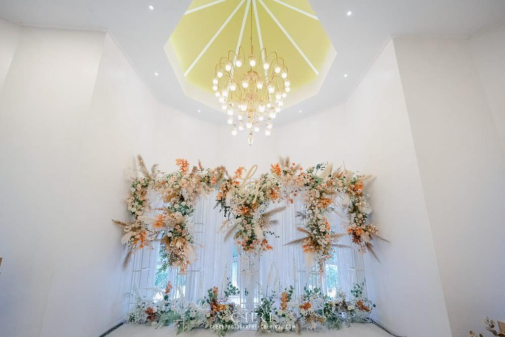 RuenPraKaiPetch wedding reception in bangkok cheri wedding 06 - งานฉลองมงคลสมรส แต่งงาน เรือนประกายเพชร เรือนไทยสไตล์โคโลเนียล คุณสุนิธี และคุณนัฐวุฒิ