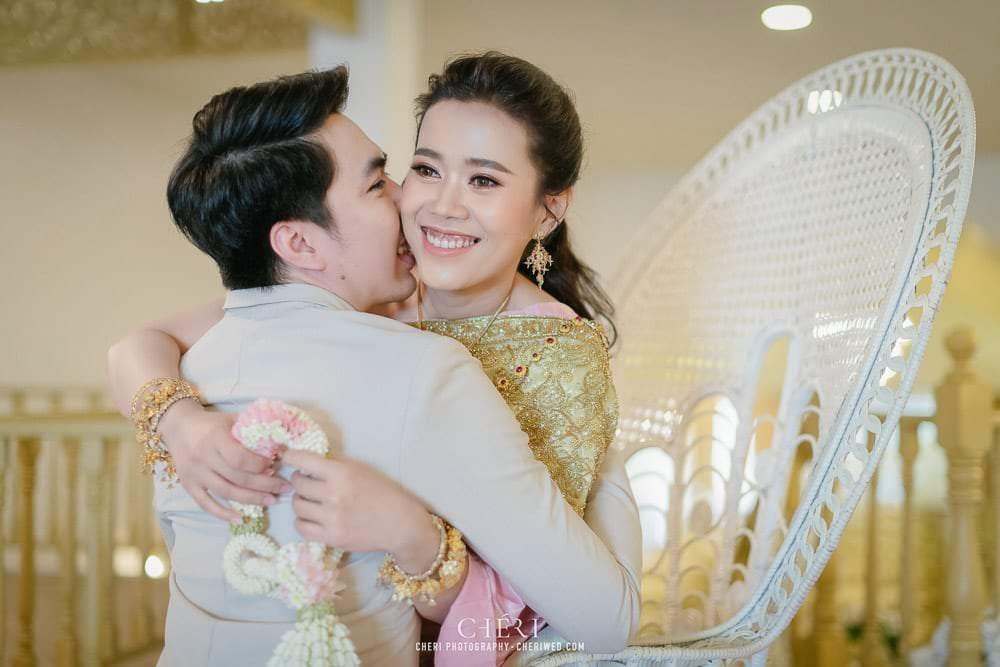 RuenPraKaiPetch thai wedding ceremony cheri weding 153 - รีวิว ภาพถ่ายผลงาน งานแต่งพิธีหมั้นแบบไทย สถานที่จัดงานแต่งงาน ริมทะเลสาบ เรือนประกายเพชร เรือนไทยสไตล์โคโลเนียล คุณสุนิธี และคุณนัฐวุฒิ