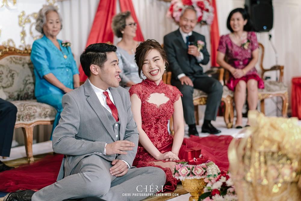 tawana bangkok hotel thai wedding ceremony 46 - Tawana Bangkok Hotel Charming Thai Chinese Wedding Ceremony, Rattaya & Sukij