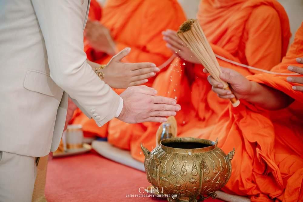 RuenPraKaiPetch thai wedding ceremony cheri weding 67 - รีวิว ภาพถ่ายผลงาน งานแต่งพิธีหมั้นแบบไทย สถานที่จัดงานแต่งงาน ริมทะเลสาบ เรือนประกายเพชร เรือนไทยสไตล์โคโลเนียล คุณสุนิธี และคุณนัฐวุฒิ