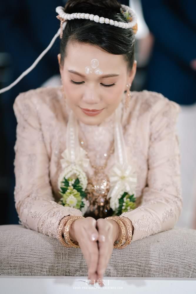 รวมภาพเจ้าสาวในชุดไทยจักรี ชุดไทยจักรพรรดิ 2020 - Beautiful Bride in Thai Traditional Wedding Dress 15
