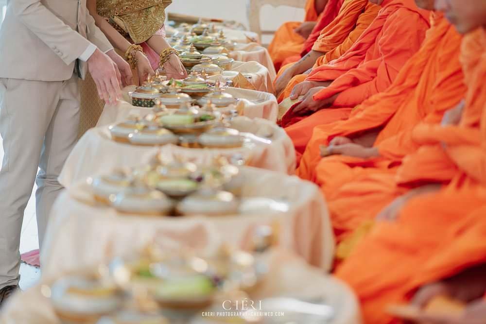 RuenPraKaiPetch thai wedding ceremony cheri weding 76 - รีวิว ภาพถ่ายผลงาน งานแต่งพิธีหมั้นแบบไทย สถานที่จัดงานแต่งงาน ริมทะเลสาบ เรือนประกายเพชร เรือนไทยสไตล์โคโลเนียล คุณสุนิธี และคุณนัฐวุฒิ