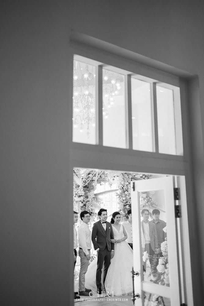 RuenPraKaiPetch wedding reception in bangkok cheri wedding 37 - งานฉลองมงคลสมรส แต่งงาน เรือนประกายเพชร เรือนไทยสไตล์โคโลเนียล คุณสุนิธี และคุณนัฐวุฒิ