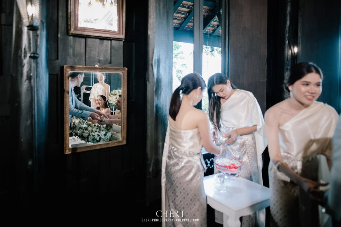 the siam hotel bangkok thailand wedding ceremony 151 - The Siam Hotel, Bangkok - Luxury Hotel on the Chao Phraya River - Glamorous Thai Wedding Ceremony of Katy and Suleyman