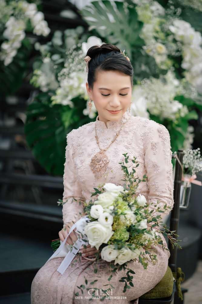 รวมภาพเจ้าสาวในชุดไทยจักรี ชุดไทยจักรพรรดิ 2020 - Beautiful Bride in Thai Traditional Wedding Dress 14