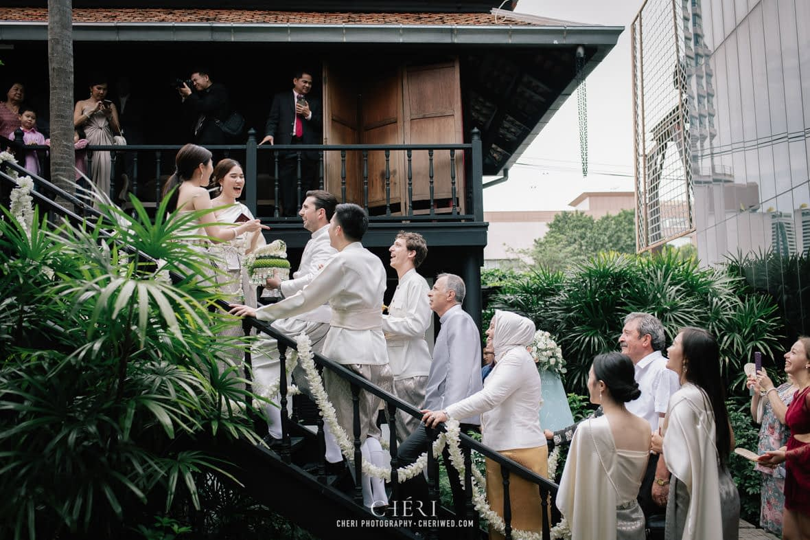 the siam hotel bangkok thailand wedding ceremony 117 - The Siam Hotel, Bangkok - Luxury Hotel on the Chao Phraya River - Glamorous Thai Wedding Ceremony of Katy and Suleyman