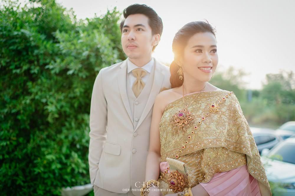 RuenPraKaiPetch thai wedding ceremony cheri weding 36 - รีวิว ภาพถ่ายผลงาน งานแต่งพิธีหมั้นแบบไทย สถานที่จัดงานแต่งงาน ริมทะเลสาบ เรือนประกายเพชร เรือนไทยสไตล์โคโลเนียล คุณสุนิธี และคุณนัฐวุฒิ