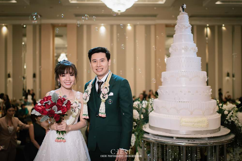 รีวิว งาน แต่งงาน งานเลี้ยงฉลองมงคลสมรส คุณขวัญ และคุณไอซ์ โรงแรมสวิสโซเทล กรุงเทพ รัชดา, Review Luxurious Wedding Reception at Swissotel Bangkok Ratchada, Kwan and Ice 180