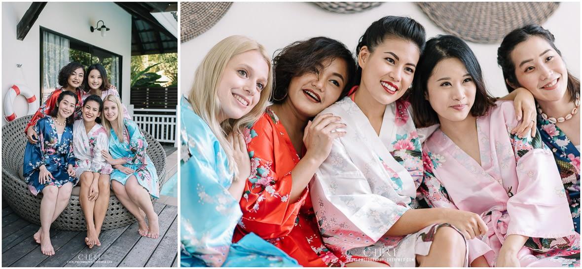 thailand beach western destination wedding cape panwa phuket 34 - Thailand Beach Western Destination Wedding at Cape Panwa Hotel Phuket, Nokweed and JB