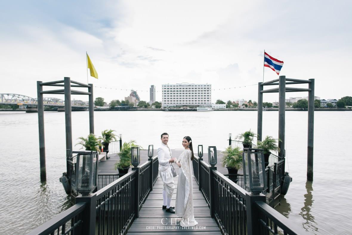 the siam hotel bangkok thailand wedding ceremony 87 - The Siam Hotel, Bangkok - Luxury Hotel on the Chao Phraya River - Glamorous Thai Wedding Ceremony of Katy and Suleyman