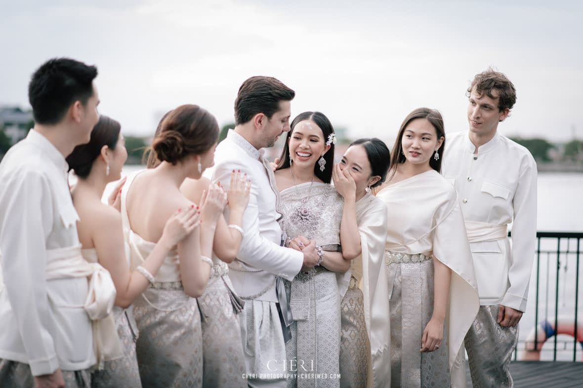 the siam hotel bangkok thailand wedding ceremony 167 - The Siam Hotel, Bangkok - Luxury Hotel on the Chao Phraya River - Glamorous Thai Wedding Ceremony of Katy and Suleyman