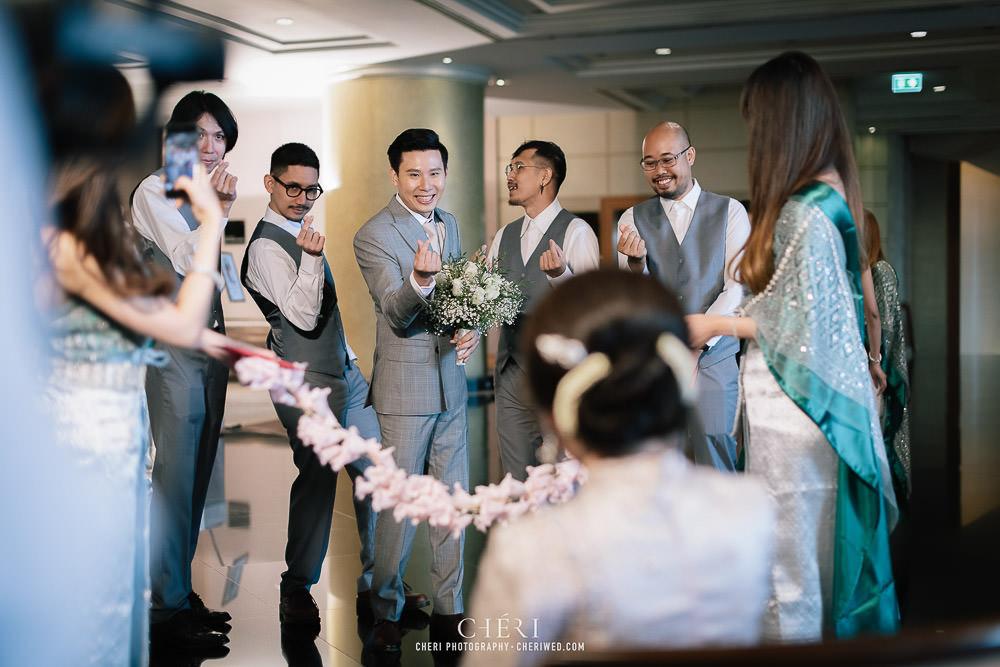 swissotel bangkok ratchada thai wedding ceremony 131