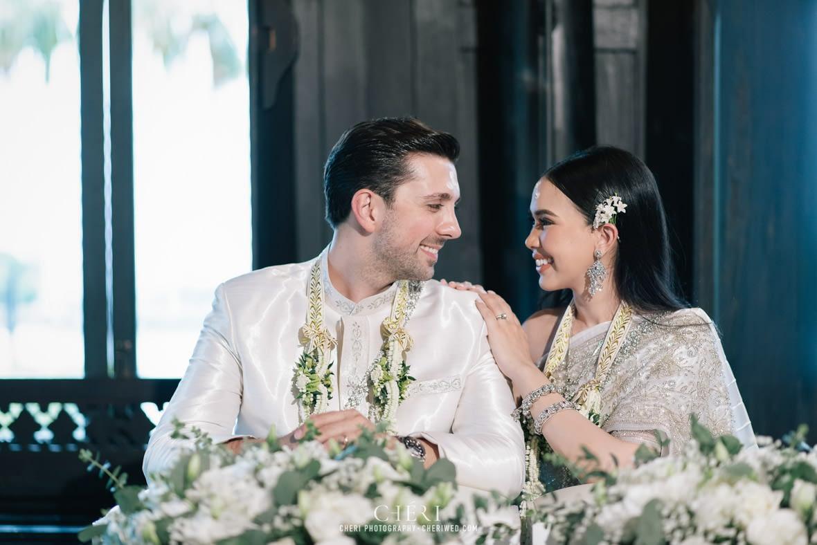 the siam hotel bangkok thailand wedding ceremony 164 - The Siam Hotel, Bangkok - Luxury Hotel on the Chao Phraya River - Glamorous Thai Wedding Ceremony of Katy and Suleyman