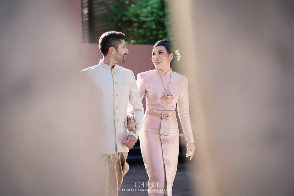 รวมภาพเจ้าสาวในชุดไทยจักรี ชุดไทยจักรพรรดิ 2020 - Beautiful Bride in Thai Traditional Wedding Dress extra 4