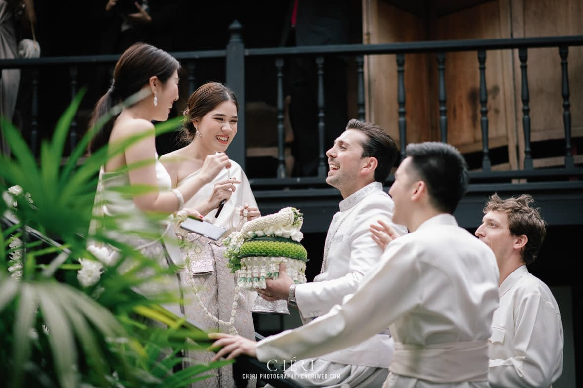 the siam hotel bangkok thailand wedding ceremony 114 - The Siam Hotel, Bangkok - Luxury Hotel on the Chao Phraya River - Glamorous Thai Wedding Ceremony of Katy and Suleyman