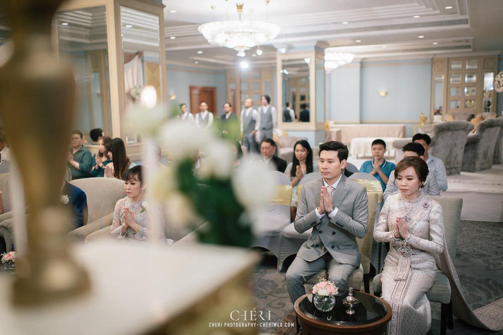 swissotel bangkok ratchada thai wedding ceremony 40