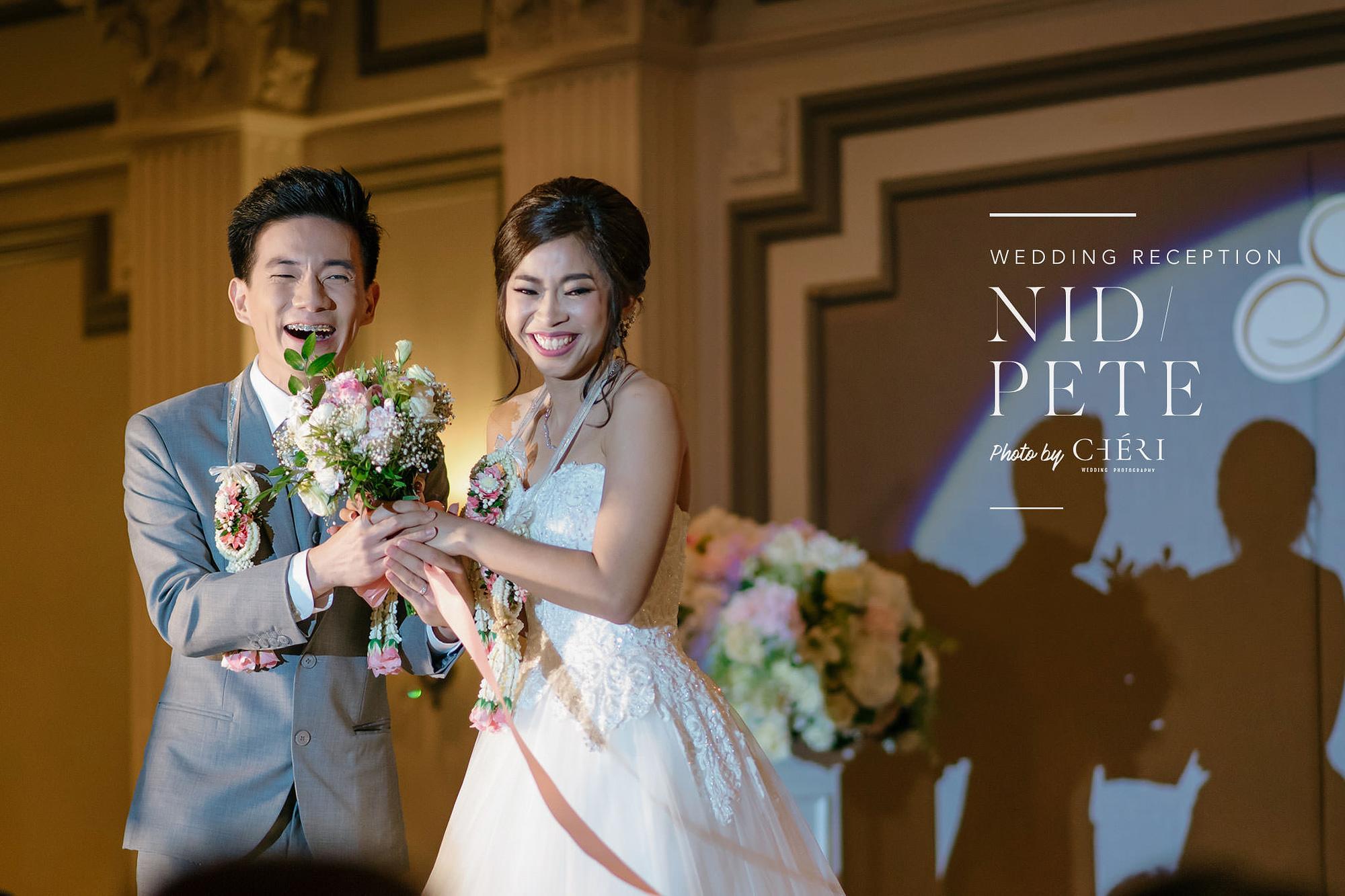 narai hotel silom bangkok wedding reception pete nid cover 1