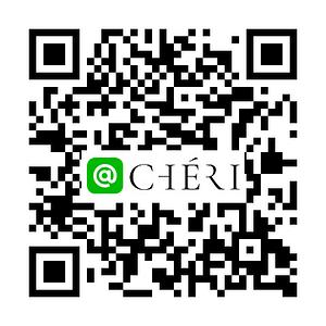 cheri line at qr code