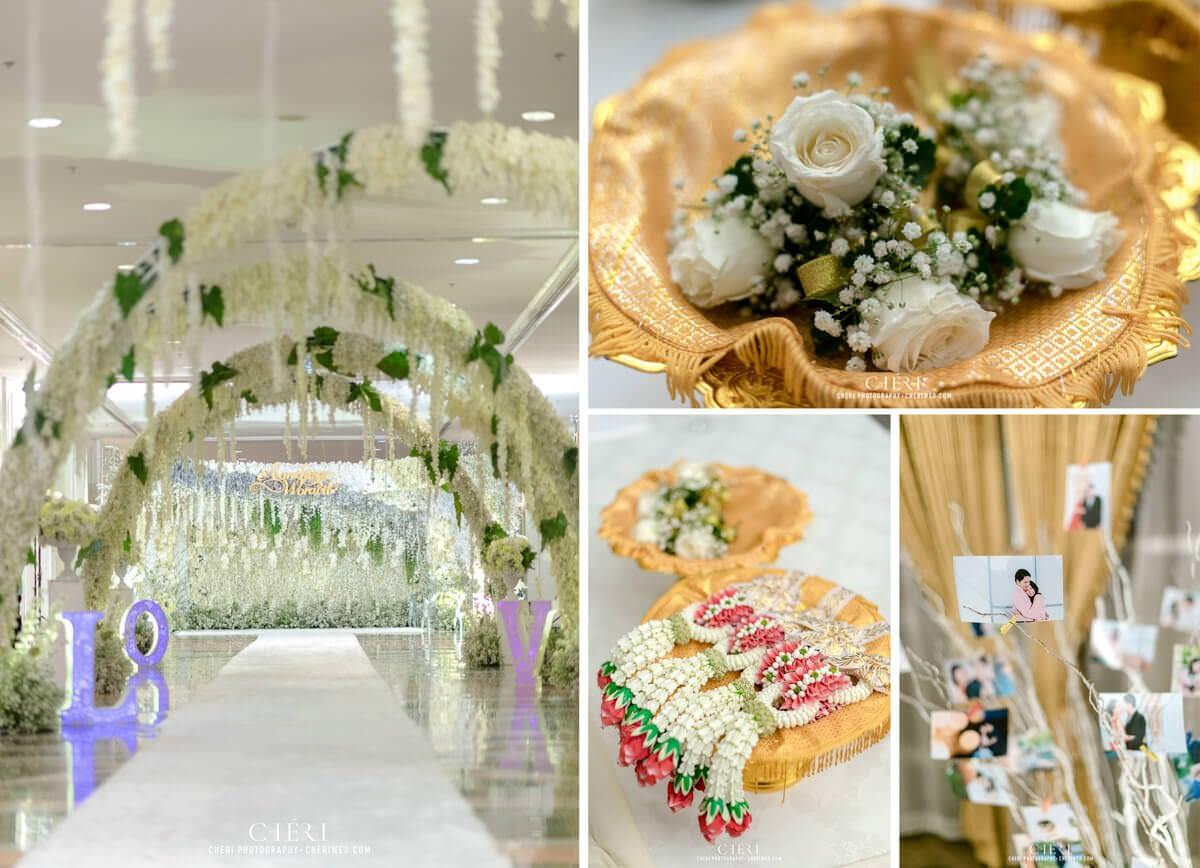 cheri wedding photography bell impact arena jupiter room 52 - Real Beautiful Wedding Reception at IMPACT Challenger Jupiter Function Rooms, Aunchisar and Woravit