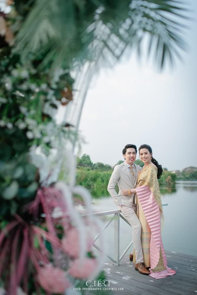 RuenPraKaiPetch thai wedding ceremony cheri weding 27 - รีวิว ภาพถ่ายผลงาน งานแต่งพิธีหมั้นแบบไทย สถานที่จัดงานแต่งงาน ริมทะเลสาบ เรือนประกายเพชร เรือนไทยสไตล์โคโลเนียล คุณสุนิธี และคุณนัฐวุฒิ