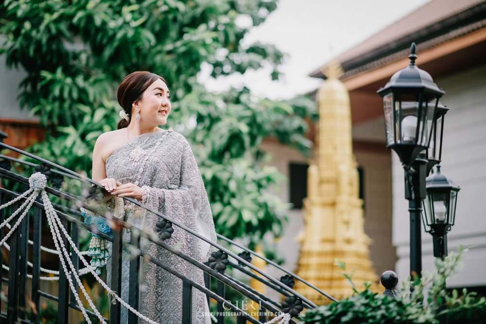 รวมภาพเจ้าสาวในชุดไทยจักรี ชุดไทยจักรพรรดิ 2020 - Beautiful Bride in Thai Traditional Wedding Dress 3