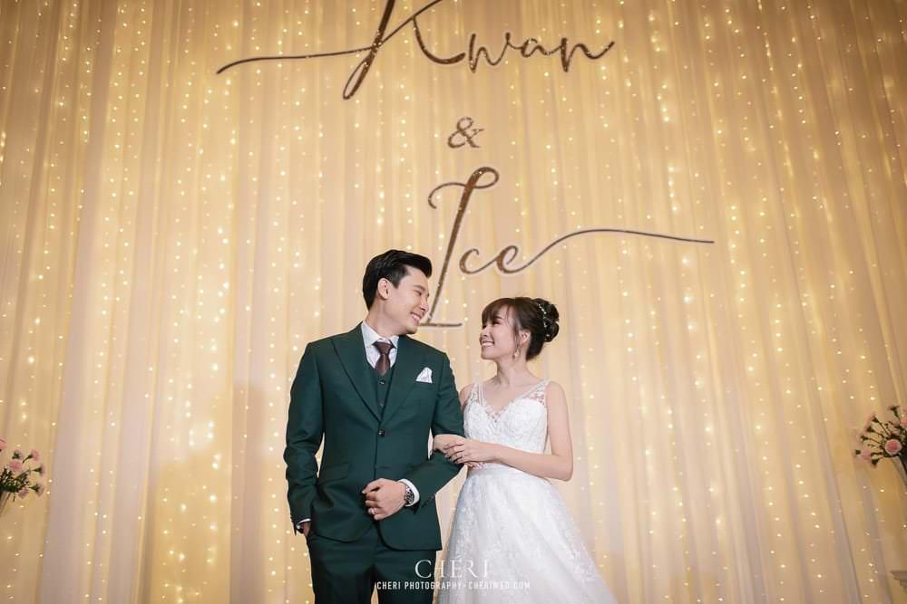 รีวิว งาน แต่งงาน งานเลี้ยงฉลองมงคลสมรส คุณขวัญ และคุณไอซ์ โรงแรมสวิสโซเทล กรุงเทพ รัชดา, Review Luxurious Wedding Reception at Swissotel Bangkok Ratchada, Kwan and Ice 201