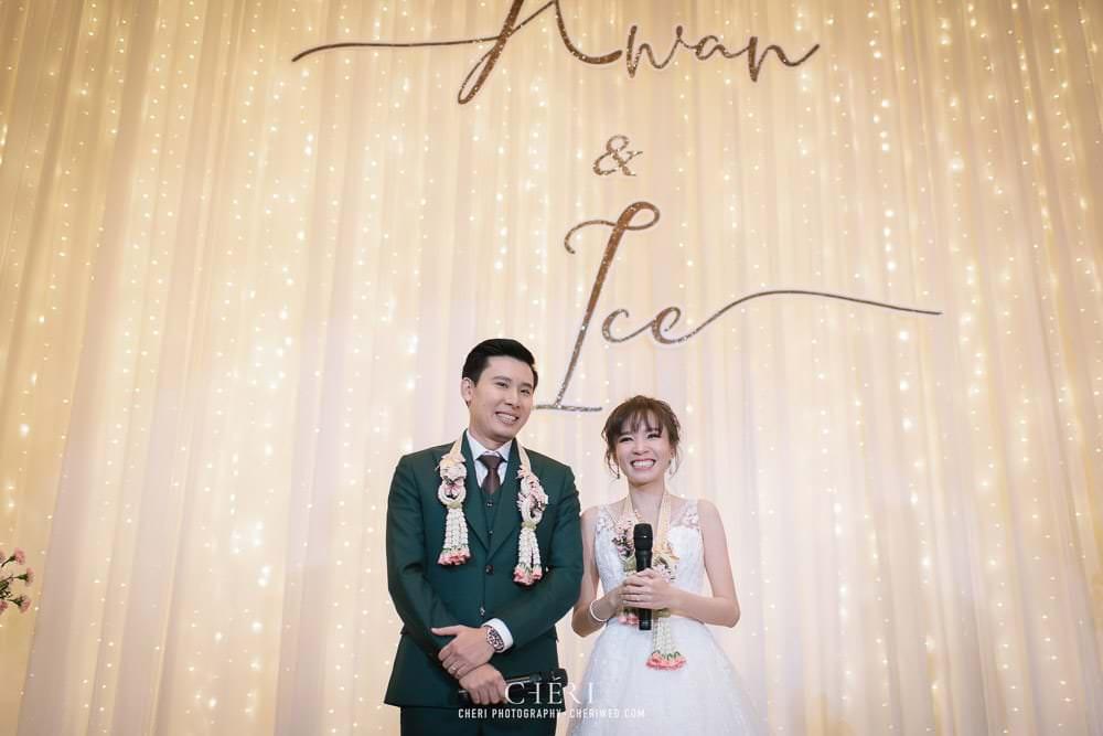 รีวิว งาน แต่งงาน งานเลี้ยงฉลองมงคลสมรส คุณขวัญ และคุณไอซ์ โรงแรมสวิสโซเทล กรุงเทพ รัชดา, Review Luxurious Wedding Reception at Swissotel Bangkok Ratchada, Kwan and Ice 134