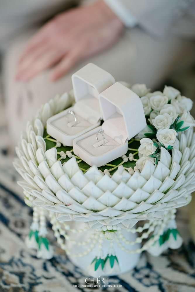 RuenPraKaiPetch thai wedding ceremony cheri weding 176 - รีวิว ภาพถ่ายผลงาน งานแต่งพิธีหมั้นแบบไทย สถานที่จัดงานแต่งงาน ริมทะเลสาบ เรือนประกายเพชร เรือนไทยสไตล์โคโลเนียล คุณสุนิธี และคุณนัฐวุฒิ