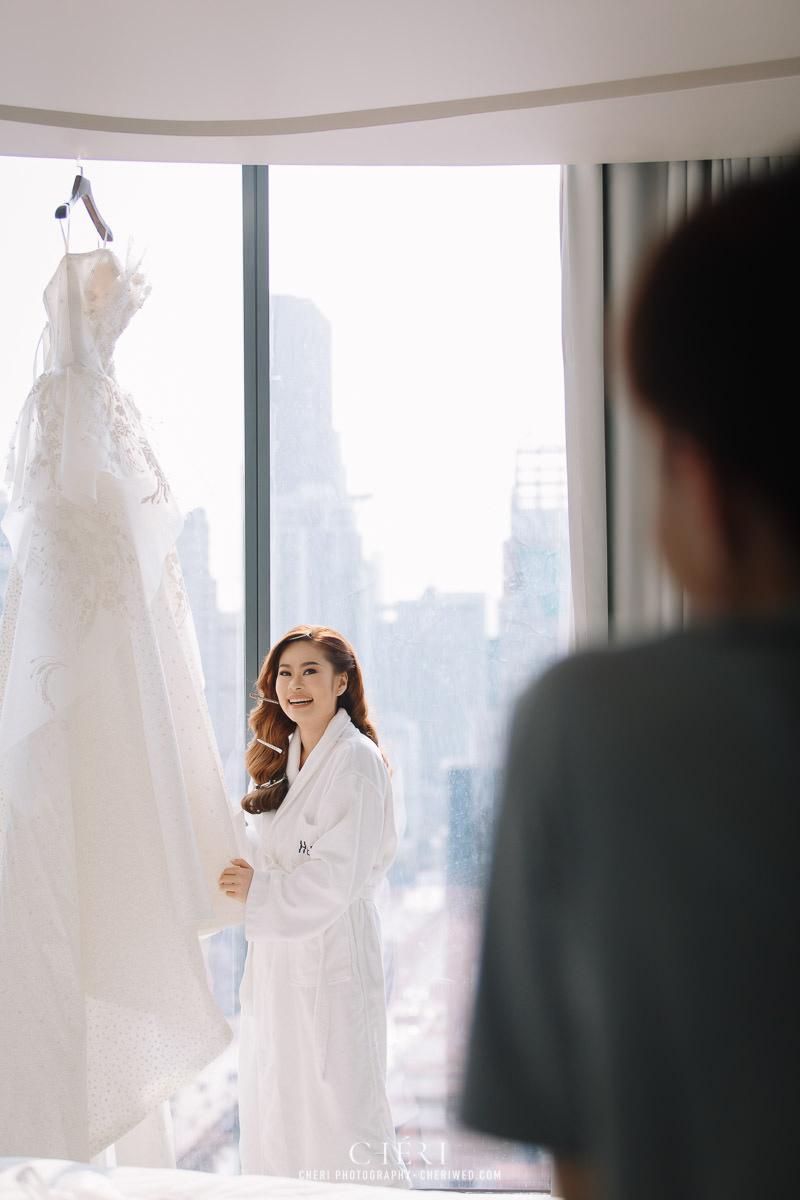 SO/ Bangkok - Wedding Reception Puripha and JK from Singapore