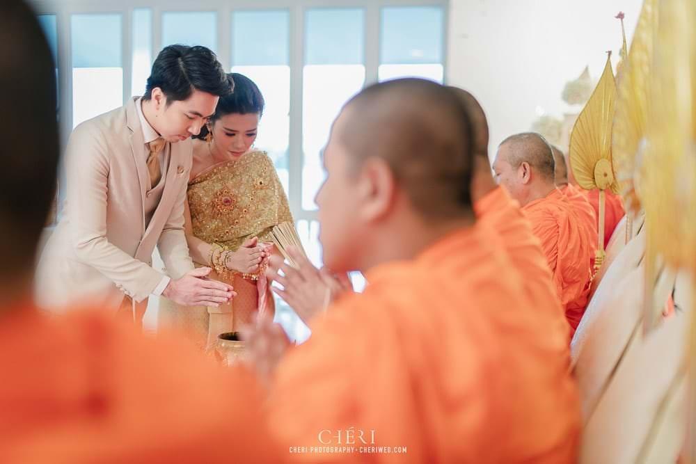 RuenPraKaiPetch thai wedding ceremony cheri weding 66 - รีวิว ภาพถ่ายผลงาน งานแต่งพิธีหมั้นแบบไทย สถานที่จัดงานแต่งงาน ริมทะเลสาบ เรือนประกายเพชร เรือนไทยสไตล์โคโลเนียล คุณสุนิธี และคุณนัฐวุฒิ