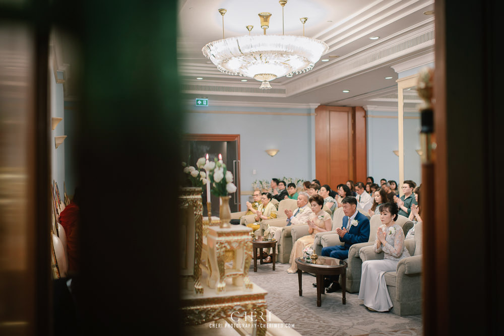 swissotel bangkok ratchada thai wedding ceremony 33