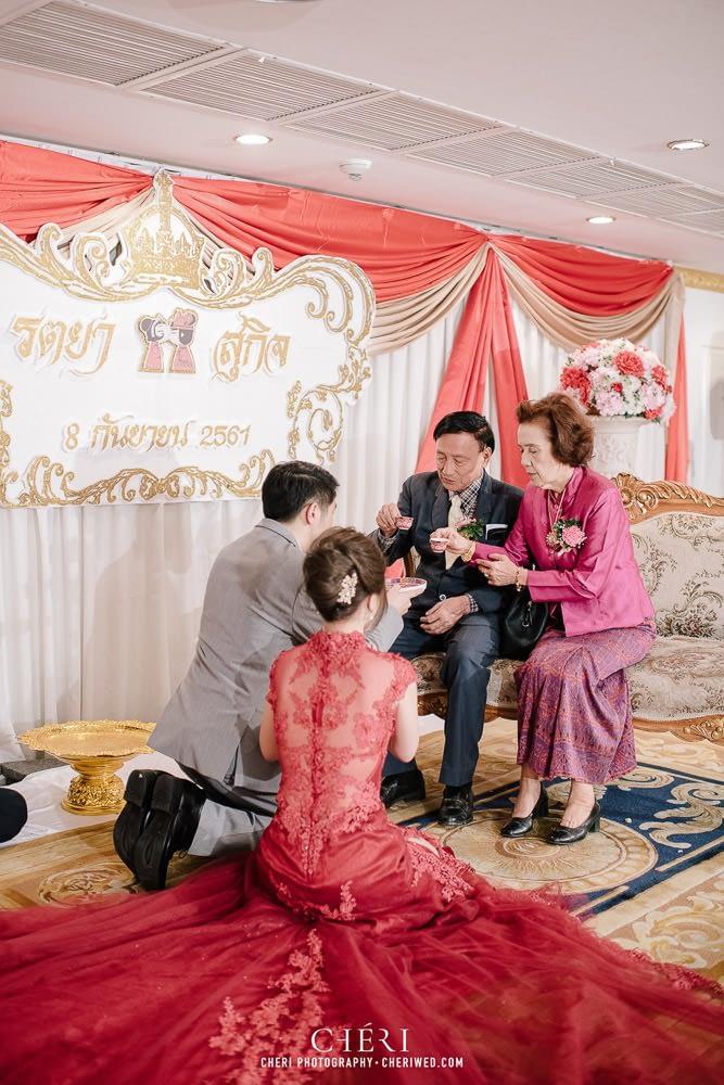 tawana bangkok hotel thai wedding ceremony 109 - Tawana Bangkok Hotel Charming Thai Chinese Wedding Ceremony, Rattaya & Sukij