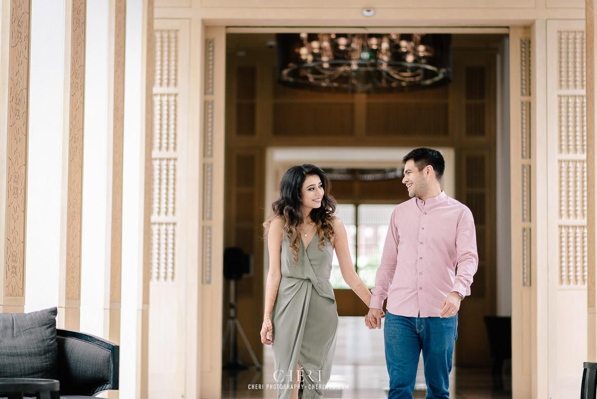 le meridien suvarnabhumi bangkok indian engagements photos pre wedding ayesha 4