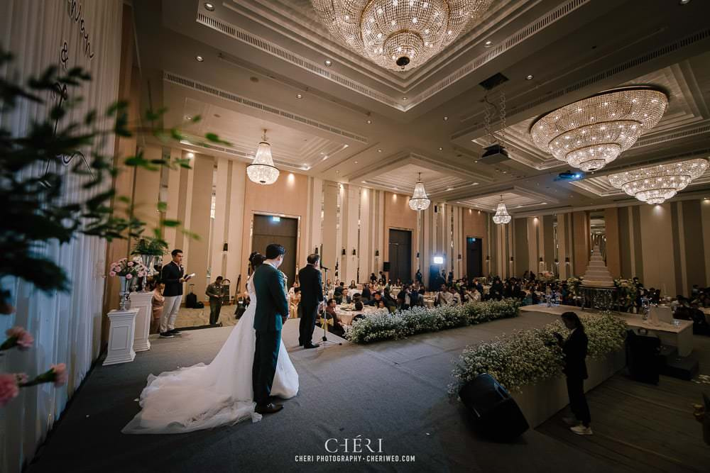 รีวิว งาน แต่งงาน งานเลี้ยงฉลองมงคลสมรส คุณขวัญ และคุณไอซ์ โรงแรมสวิสโซเทล กรุงเทพ รัชดา, Review Luxurious Wedding Reception at Swissotel Bangkok Ratchada, Kwan and Ice 124