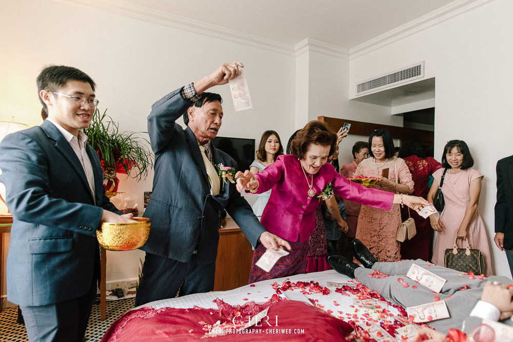 tawana bangkok hotel thai wedding ceremony 85