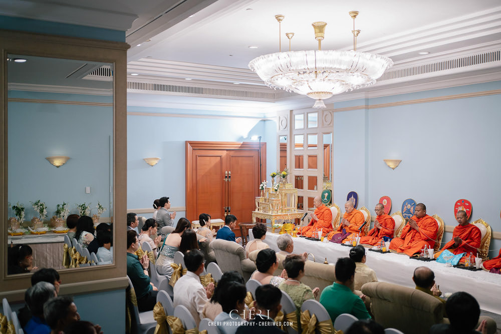 swissotel bangkok ratchada thai wedding ceremony 45