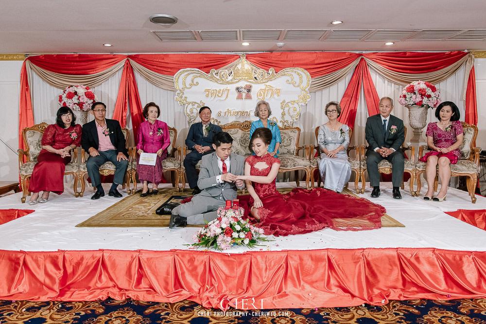 tawana bangkok hotel thai wedding ceremony 60