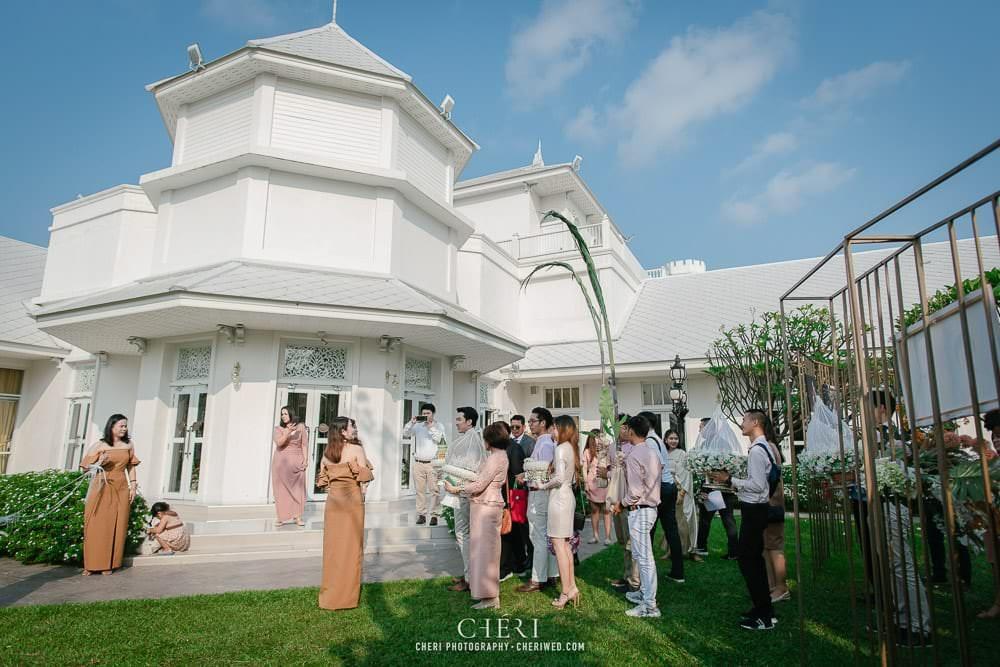 RuenPraKaiPetch thai wedding ceremony cheri weding 111 - รีวิว ภาพถ่ายผลงาน งานแต่งพิธีหมั้นแบบไทย สถานที่จัดงานแต่งงาน ริมทะเลสาบ เรือนประกายเพชร เรือนไทยสไตล์โคโลเนียล คุณสุนิธี และคุณนัฐวุฒิ