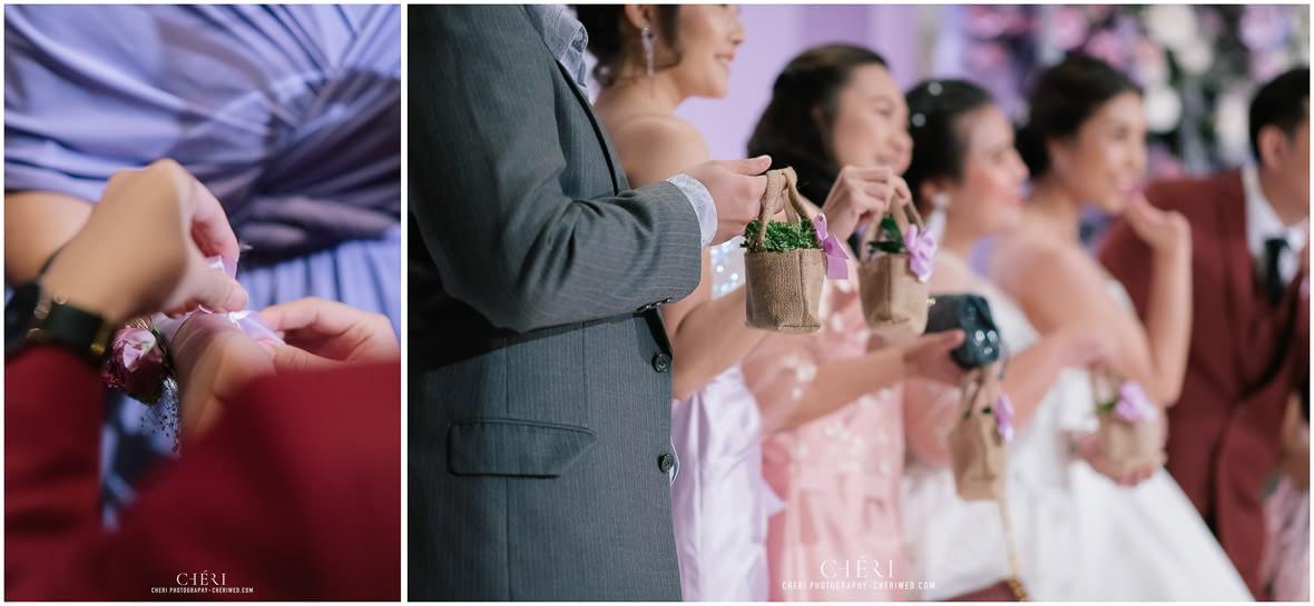 so sofitel bangkok wedding reception cheriwed tua pa 144 - SO Sofitel Bangkok Wedding Reception of Pa and Tua - งานแต่งงานสุดชิคในธีมสีม่วง ทุ่งลาเวนเดอร์ ที่โรงแรม โซ โซฟิเทล เเบงคอก