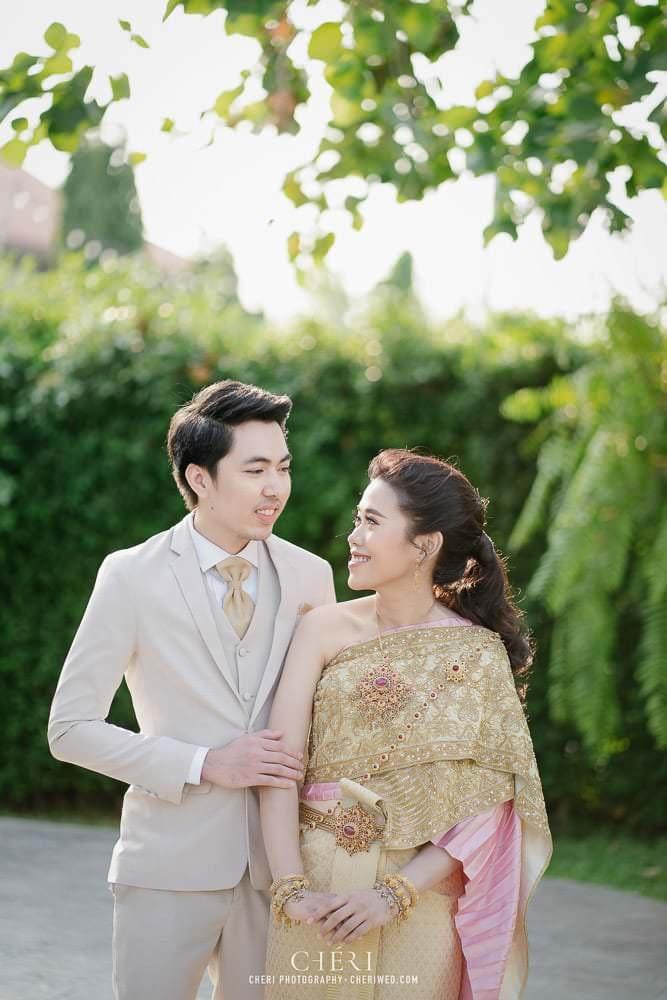 RuenPraKaiPetch thai wedding ceremony cheri weding 89 - รีวิว ภาพถ่ายผลงาน งานแต่งพิธีหมั้นแบบไทย สถานที่จัดงานแต่งงาน ริมทะเลสาบ เรือนประกายเพชร เรือนไทยสไตล์โคโลเนียล คุณสุนิธี และคุณนัฐวุฒิ
