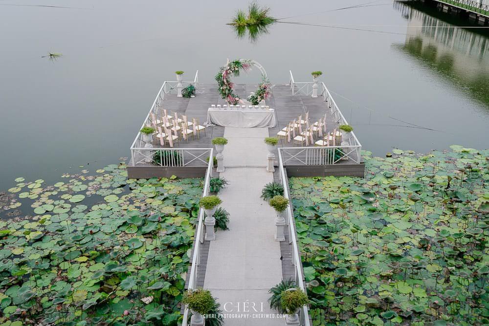 RuenPraKaiPetch thai wedding ceremony cheri weding 09 - รีวิว ภาพถ่ายผลงาน งานแต่งพิธีหมั้นแบบไทย สถานที่จัดงานแต่งงาน ริมทะเลสาบ เรือนประกายเพชร เรือนไทยสไตล์โคโลเนียล คุณสุนิธี และคุณนัฐวุฒิ
