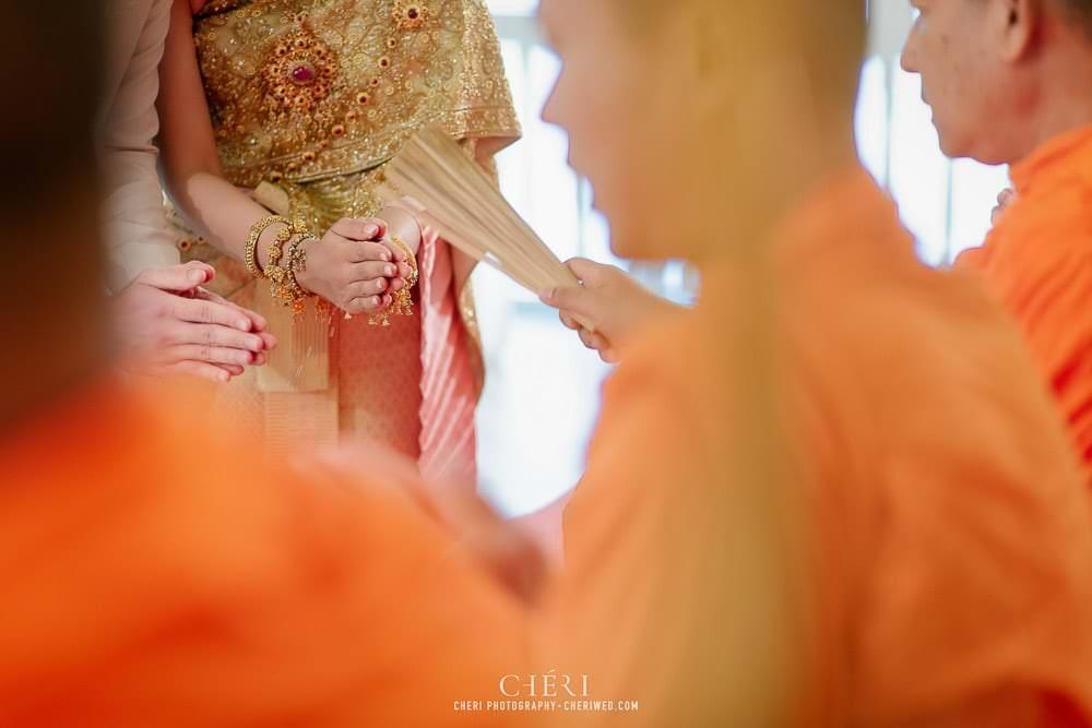 RuenPraKaiPetch thai wedding ceremony cheri weding 65 - รีวิว ภาพถ่ายผลงาน งานแต่งพิธีหมั้นแบบไทย สถานที่จัดงานแต่งงาน ริมทะเลสาบ เรือนประกายเพชร เรือนไทยสไตล์โคโลเนียล คุณสุนิธี และคุณนัฐวุฒิ