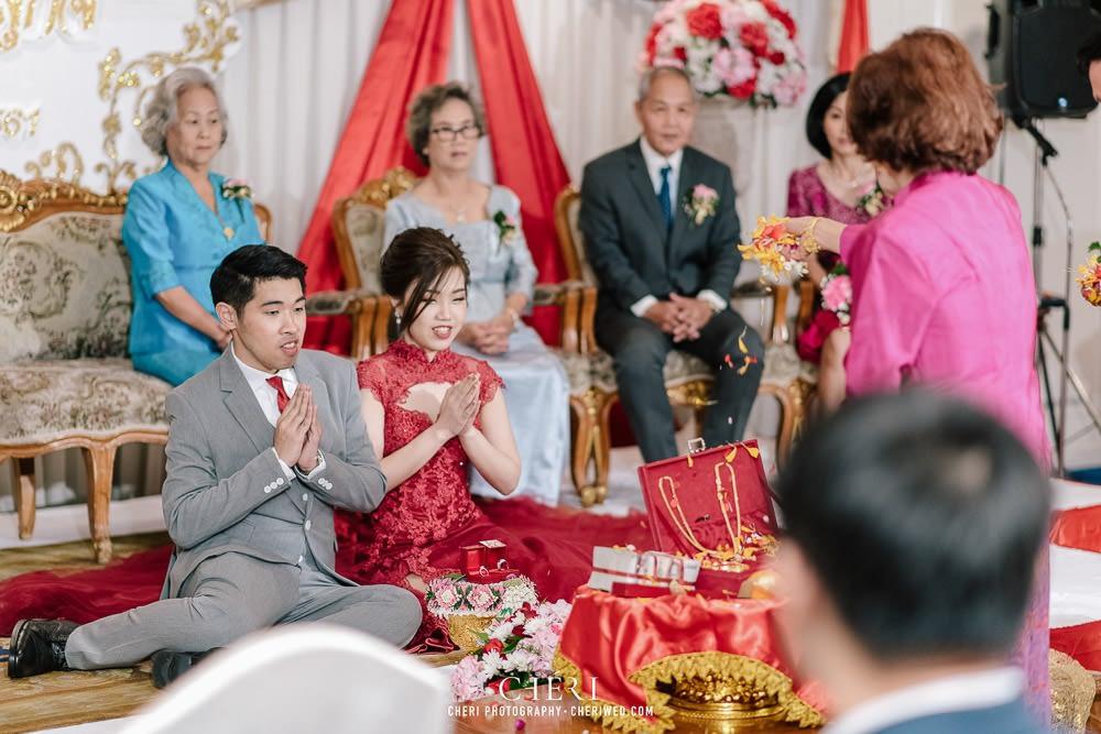 tawana bangkok hotel thai wedding ceremony 49 - Tawana Bangkok Hotel Charming Thai Chinese Wedding Ceremony, Rattaya & Sukij