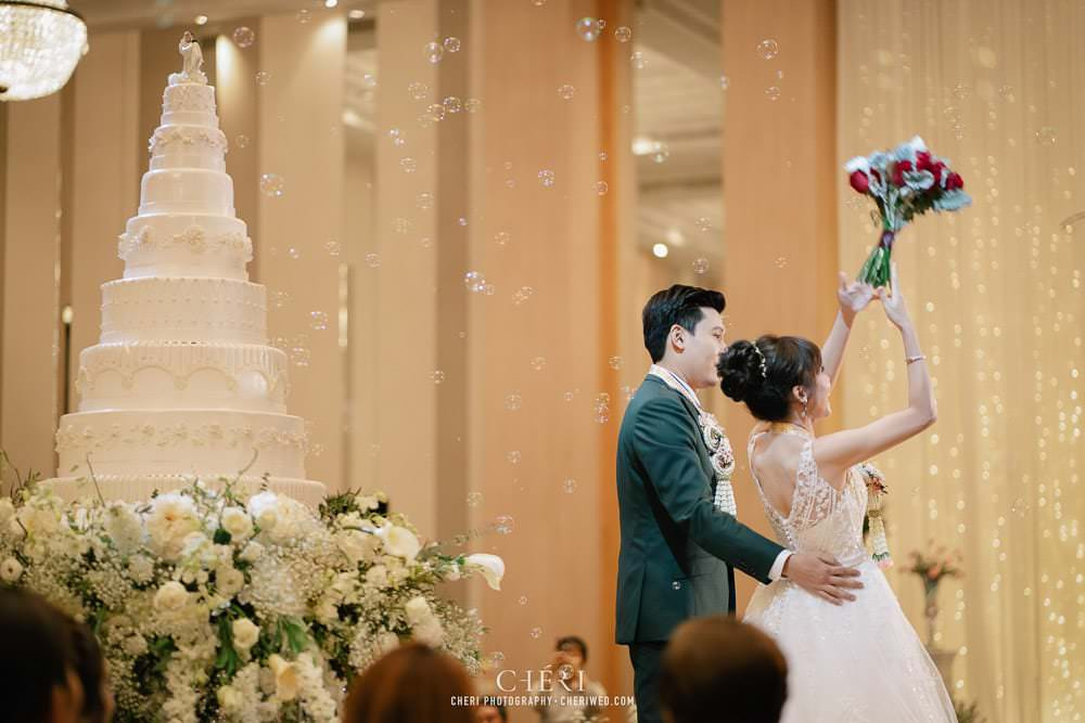 รีวิว งาน แต่งงาน งานเลี้ยงฉลองมงคลสมรส คุณขวัญ และคุณไอซ์ โรงแรมสวิสโซเทล กรุงเทพ รัชดา, Review Luxurious Wedding Reception at Swissotel Bangkok Ratchada, Kwan and Ice 187