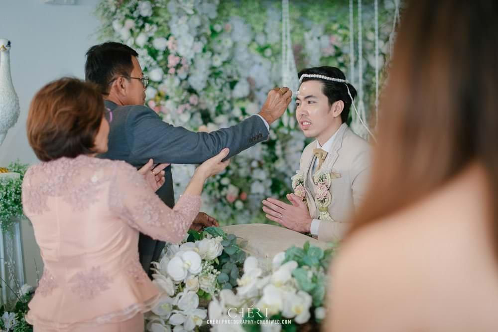 RuenPraKaiPetch thai wedding ceremony cheri weding 200 - รีวิว ภาพถ่ายผลงาน งานแต่งพิธีหมั้นแบบไทย สถานที่จัดงานแต่งงาน ริมทะเลสาบ เรือนประกายเพชร เรือนไทยสไตล์โคโลเนียล คุณสุนิธี และคุณนัฐวุฒิ