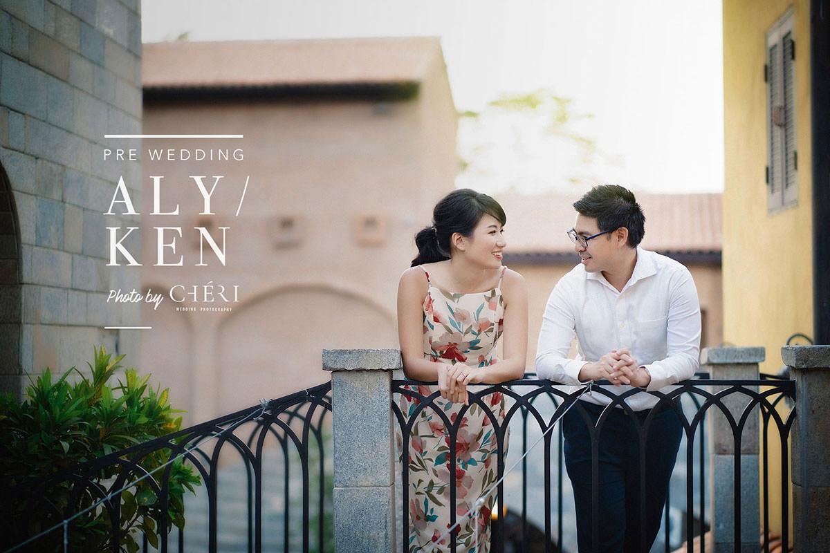 pre wedding khao yai thailand cover