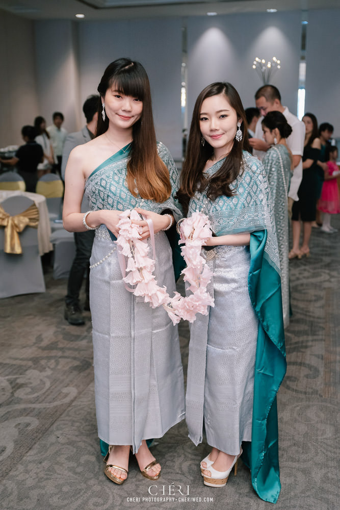 swissotel bangkok ratchada thai wedding ceremony 90