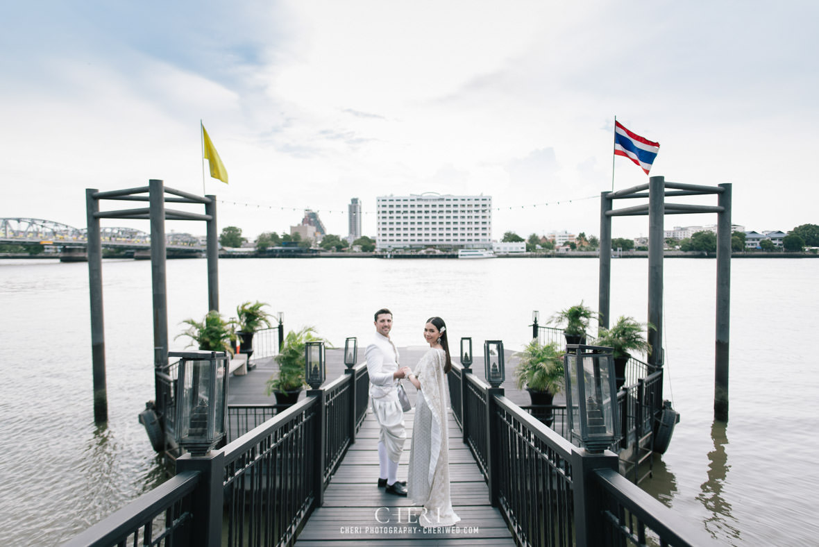 the siam hotel bangkok thailand wedding ceremony 87